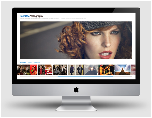 Free Photography Website Templates. 15 top and free photography ...