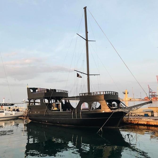 Black Pearl [ Yacht - JK Lab Architects Design & Architecture