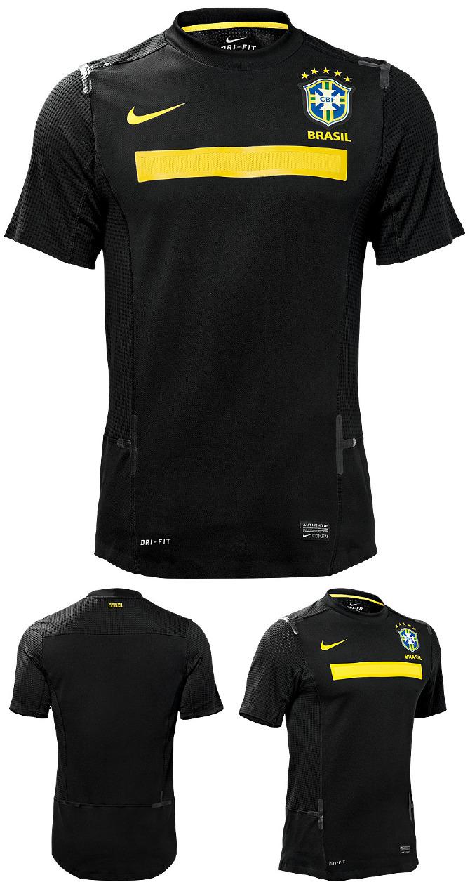Retoque e montagem para lançamento oficial das camisas da Seleção ...