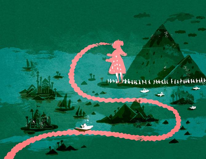 HUB - Illustrator - Ilja Karsikas - Kuvittaja