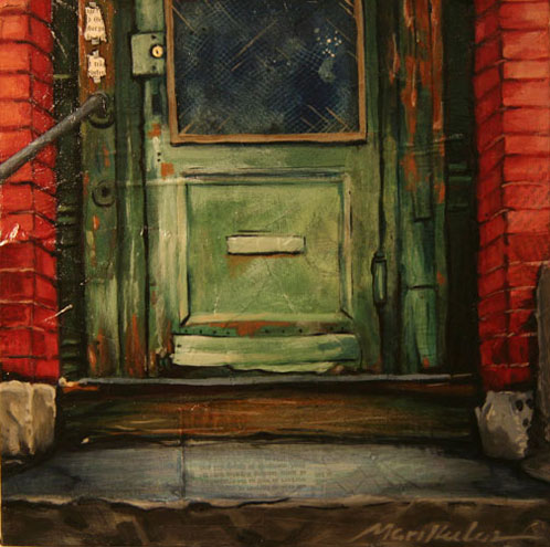 & Paintings - Doors - marikeeler - Personal network