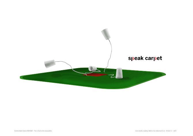 speak carpet