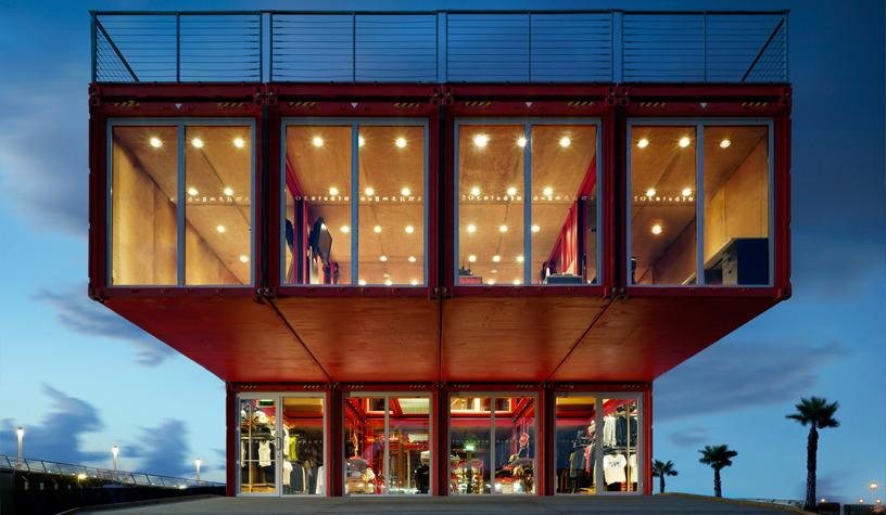 PUMA CITY LOT EK Architecture amp Design