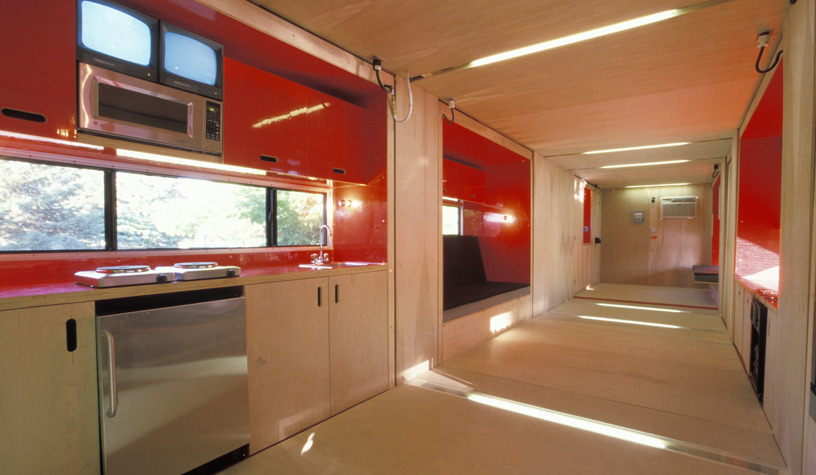 Mdu Mobile Dwelling Unit Lot Ek Architecture Design
