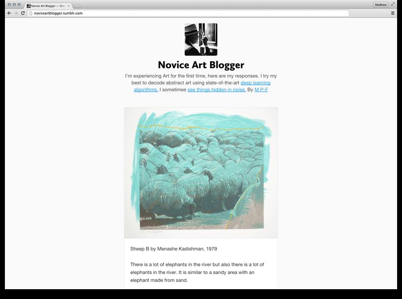 novice art blogger m plummer fernandez
