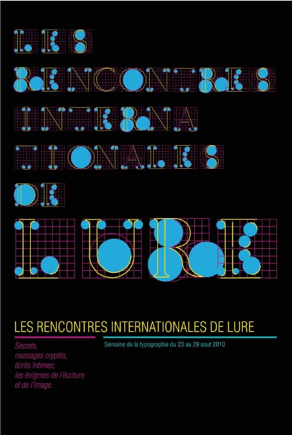 Les rencontres internationales de lure