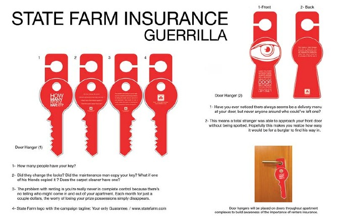 What does renters insurance cover state farm