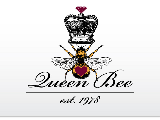 Queen Bee Logo Queen bee. this is logo i