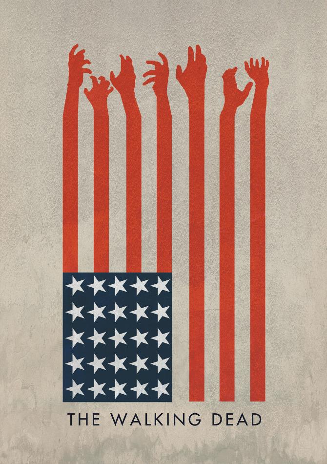 'The Walking Dead' Pos...