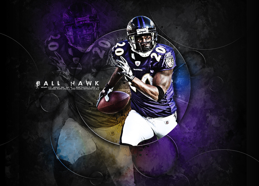 Baltimore Ravens Wallpaper Seth Rexilius Design