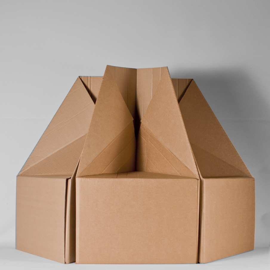 Cardboard chair design no glue -  Build A Chair Out Of Cardboard That Will Support The Weight Of One Of Our Partners We Are Not Allowed To Use Any Adhesiveness Such As Glue Or Tape In