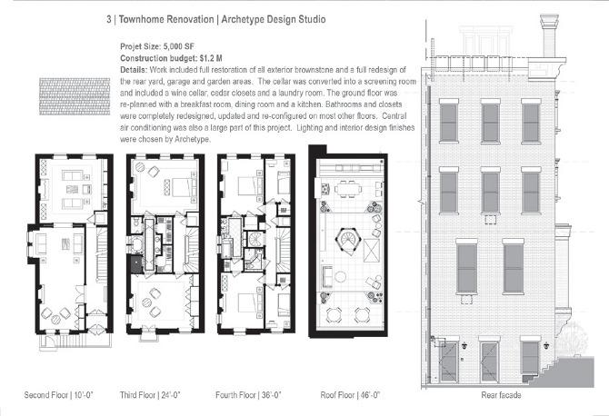 Archetype Design Studio Michael Levy Works