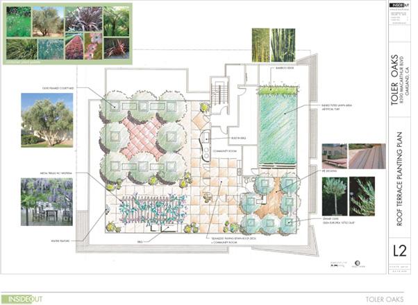 Toler Oaks Roof Garden