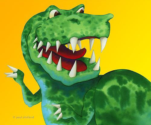 Dinosaurs! - Paul Stic...