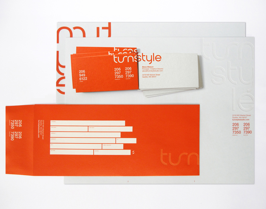 Turnstyle papers madeleine eiche letterhead envelope and business cards for turnstyle reheart Image collections