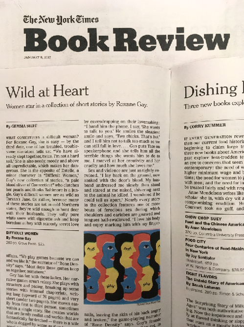 The New York Times Book Review Fitza