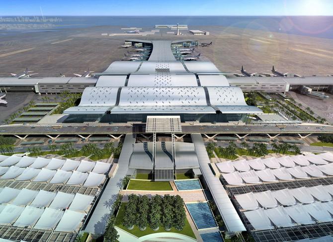 Aeroporto Qatar : New doha international airport id ea