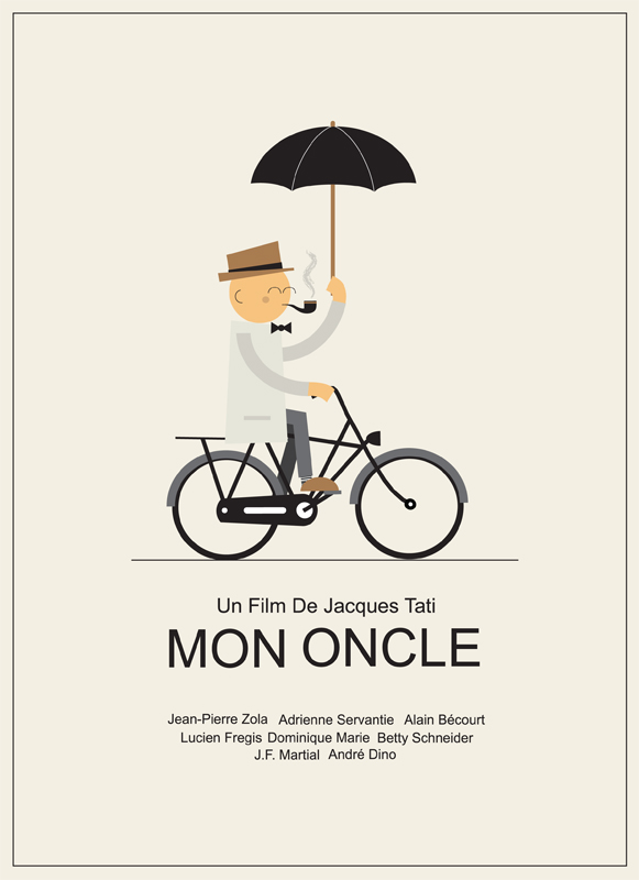 Mon oncle, My uncle
