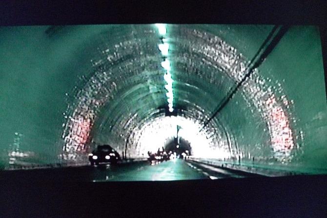 la tunnel