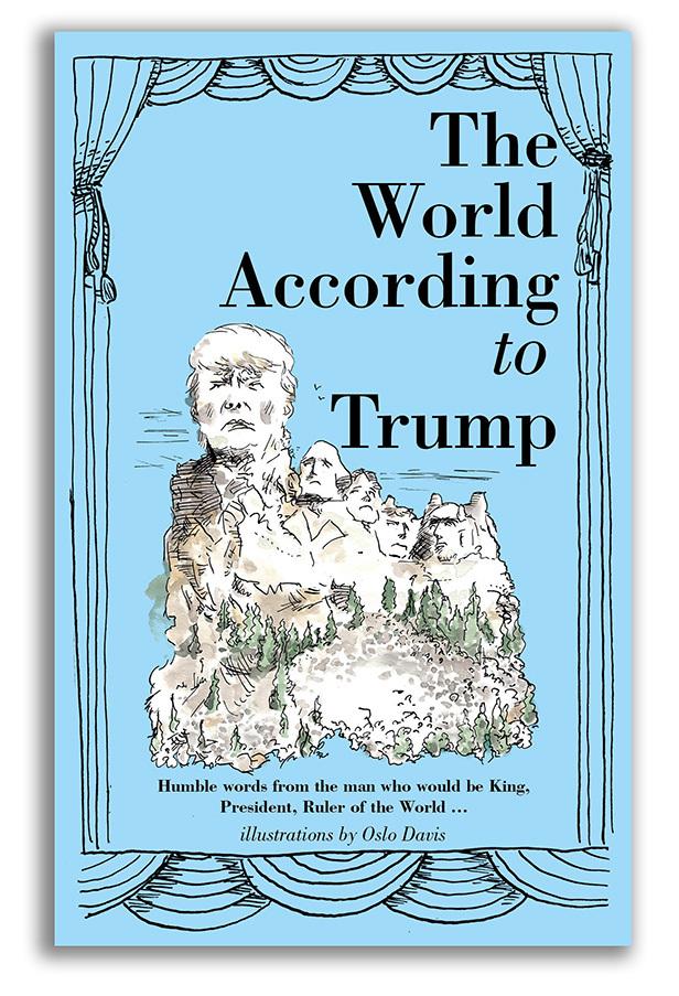 The World According To Trump Oslo Davis