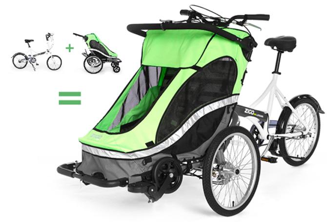 Zigo Leader X2 Carrier Bike