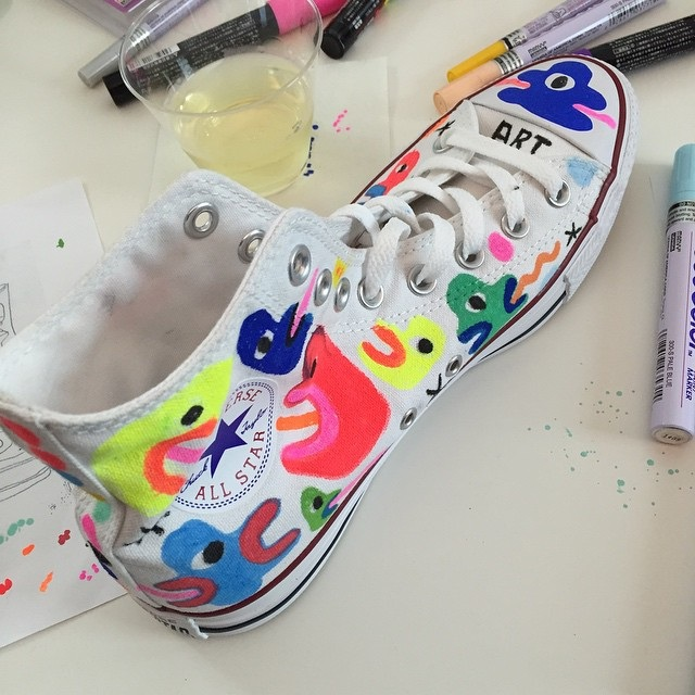 Converse Made by you. - martharich 7d3a49430cb7