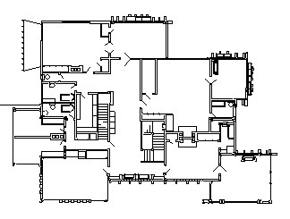 Gamble House Floor Plan 28 Images Untitled Document