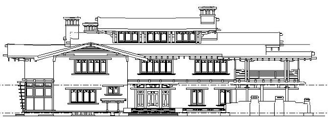 Gamble House Project Theresa J Mozinski Architecture