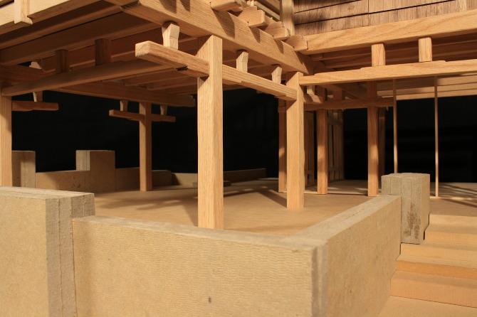 Gamble House Project - Theresa J. Mozinski Architecture