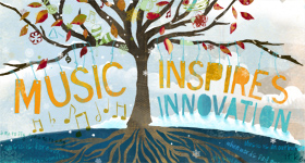Image result for music inspires innovation