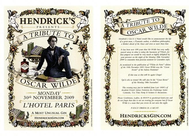 Hendricks Gin - klcjones.com