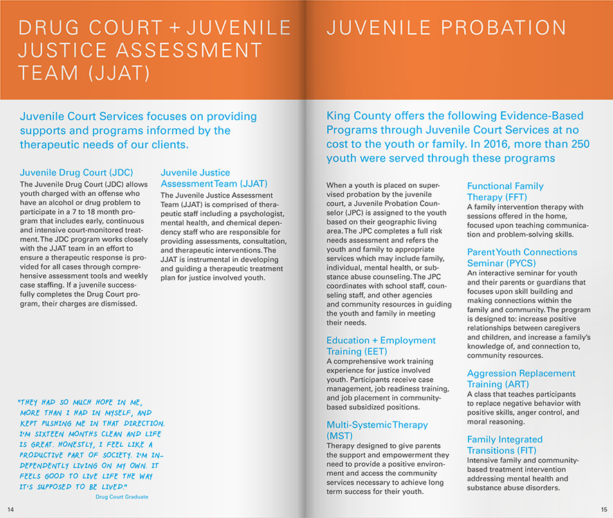 King County Juvenile Court Services Jordan C Carlson