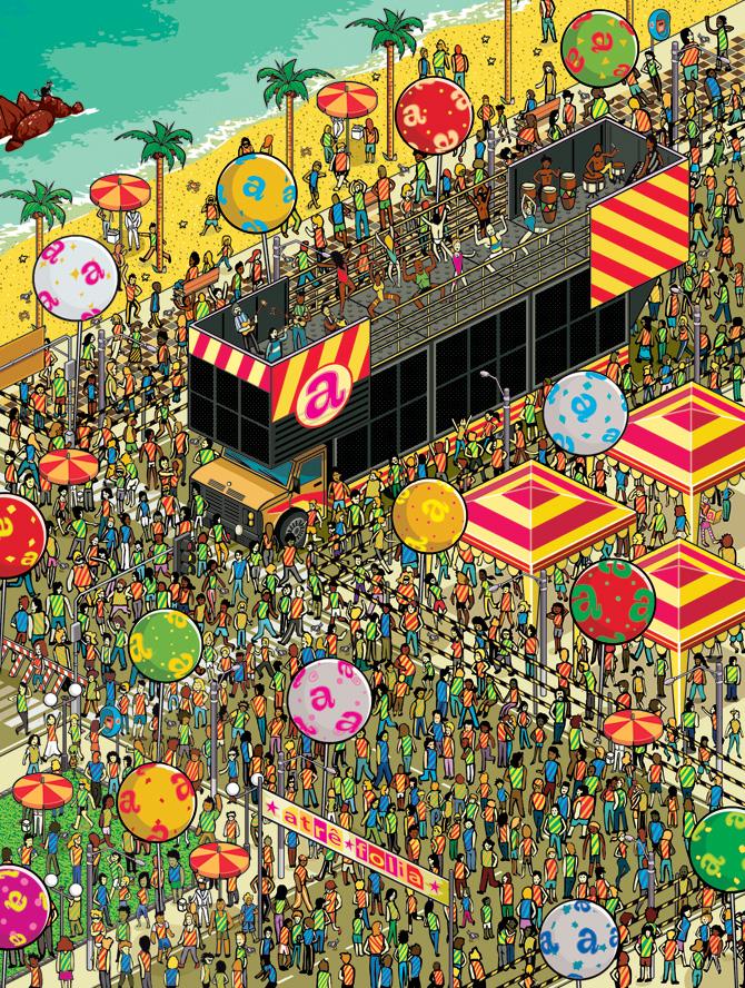 Pixel Art Gus Morais Ilustrador
