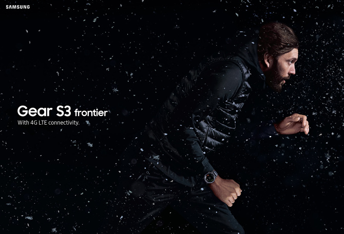 Samsung Gear S3 - Dagmar Hoogland