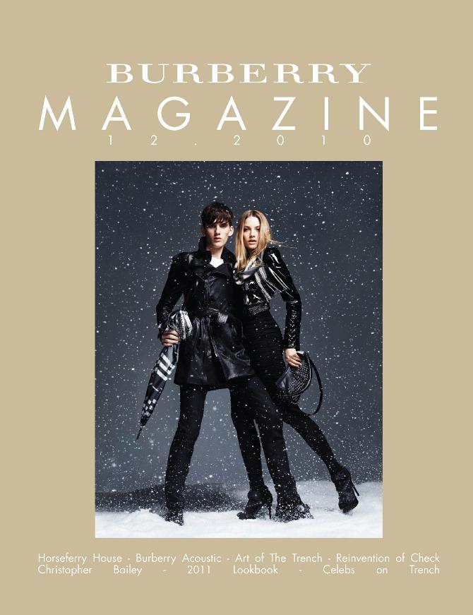 Burberry Magazine