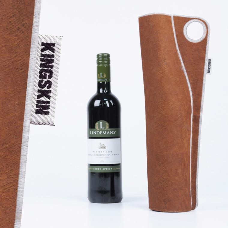 Wine bottle packaging 46