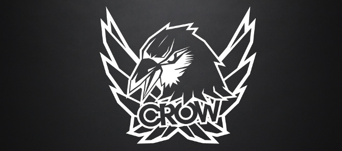 The crow logo - photo#18