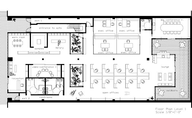 28 Rectangular Open Floor Plan Ranch House Open