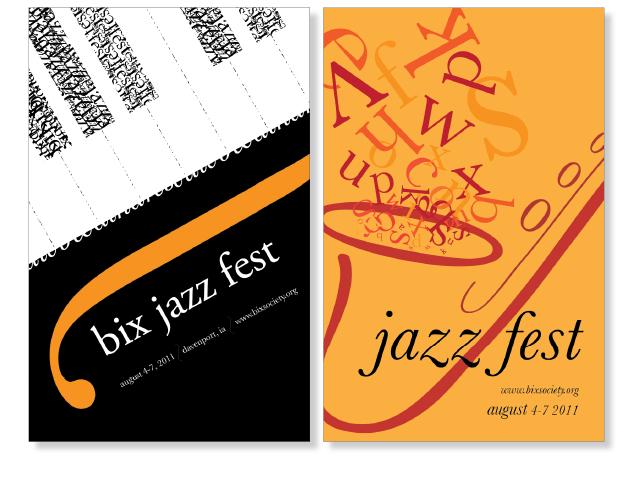 Typographic Posters Abby Pritz