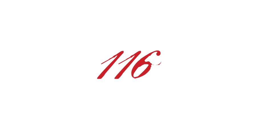 Crêperie 116 Ahmed Chergaoui Logo Identity Design