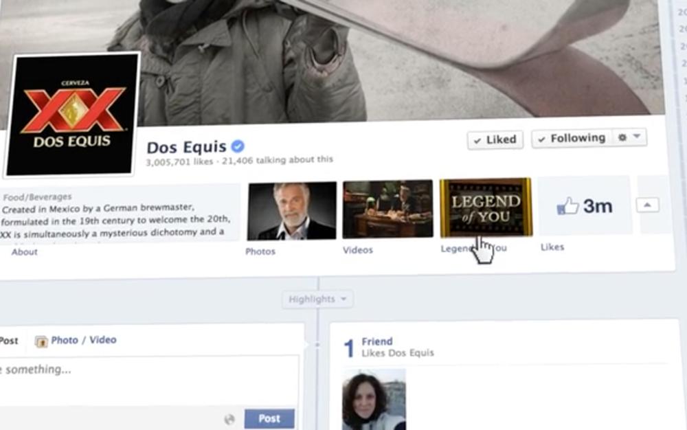 Dos Equis Social - Paul Fix, Copywriter, Creative