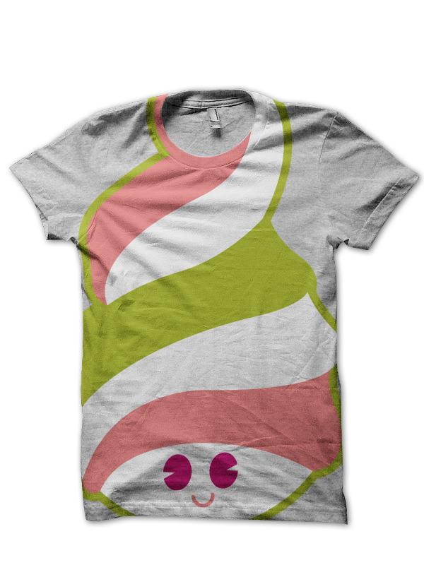 Menchie's Frozen Yogurt T-Shirts - Hot Dish Advertising