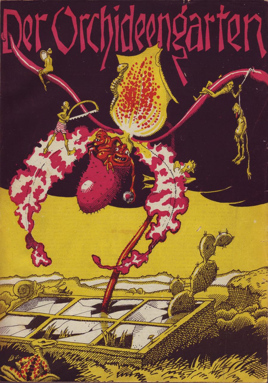 Garten Magazine the s magazine der orchideengarten 50 watts