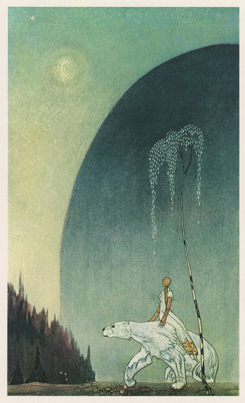 Image result for kay nielsen illustrations