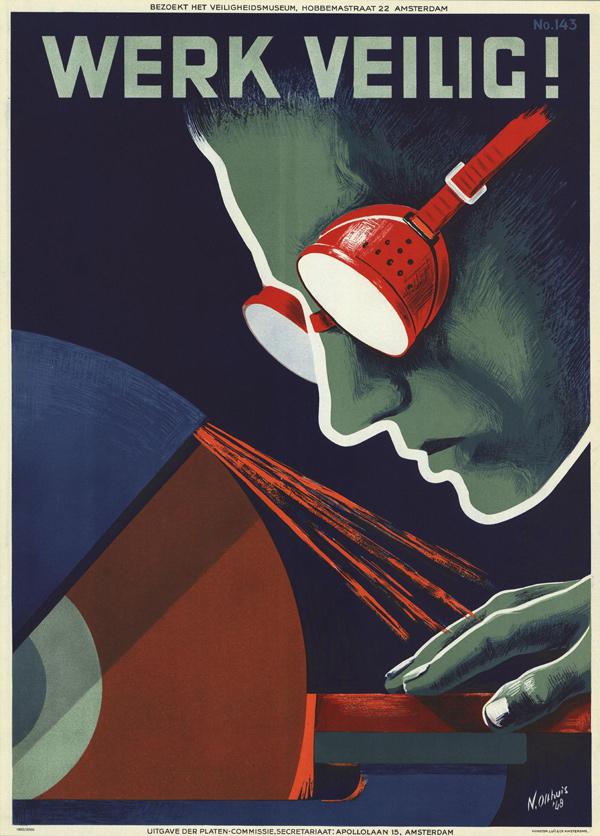 Vintage Safety 50 Watts
