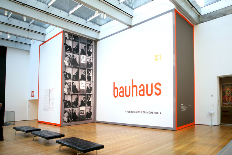 Bauhaus - The Department of Advertising and Graphic Design