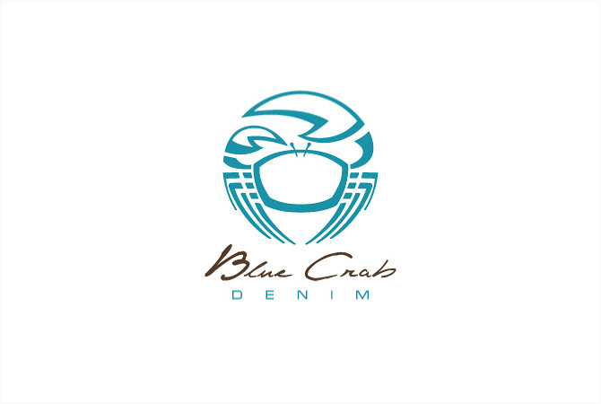 Blue Crab Logo | www.pixshark.com - Images Galleries With ...
