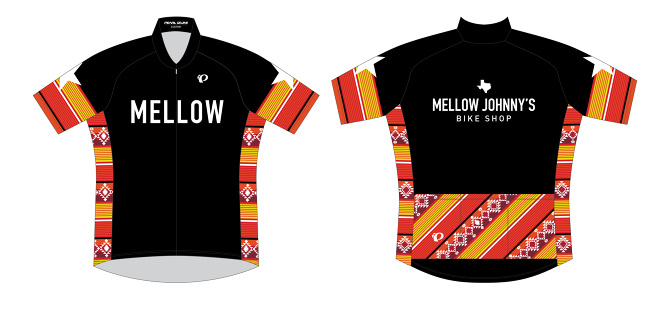 Mellow Johnny s Vintage Jersey - Mellow Johnny s asked the designers at  Pearl Izumi to interpret their logo in new ways. So for this jersey I  wanted to play ... d48fab8fc