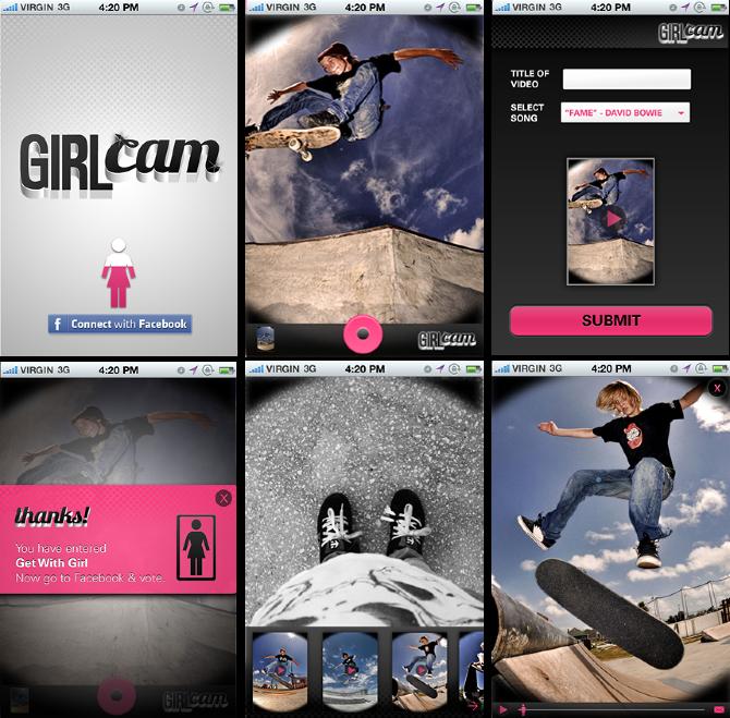 girl skateboards - LizSadkowski