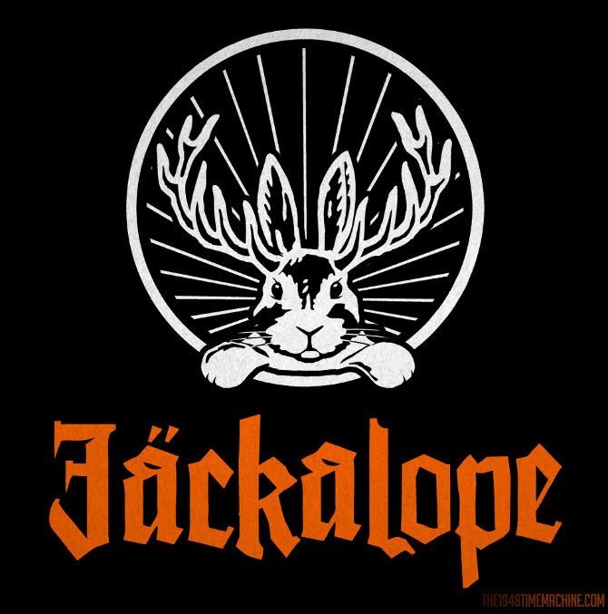 Jackalope  The 1948 Time Machine